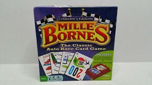 Hasbro Collector's Edition Mille Bornes 2010 CIB