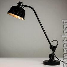alte Hala Arbeits Leuchte Bauhaus Architekten Tisch Lampe 30er 40er vintage