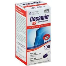 Cosamin DS Joint Health Supplement 108 Capsules EXP 2024