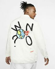 "Nike Air Jordan ""Why Not? Coaches Jacket Various Sizes VERY RARE"