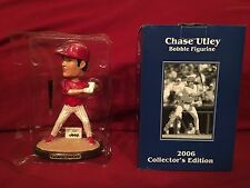 Philadelphia Phillies 2006 Chase Utley SGA Bobblehead Bobble RED JERSEY LIMITED