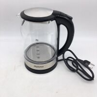 Phyismor Electric Glass Kettle With Hot Tea Heater And Water Boiler PHK0003