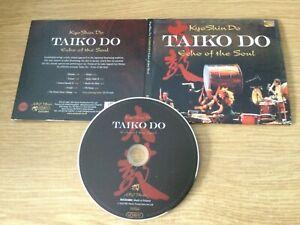 Cd album:  KyoShinDo – Taiko Do = Echo Of The Soul