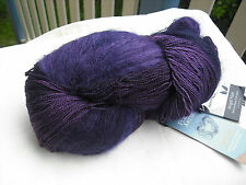 Fleece Artist Merino 2/6 & Handmaiden Angel Hair Duo Knitting Yarn
