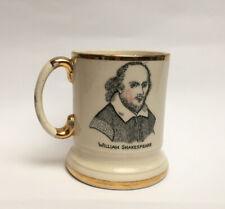 More details for william shakespeare and shakespeares garden royal bradwel arthur wood mug