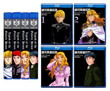 Legend of the Galactic Heroes 21-Disc Anniversary Bluray Collection SUMMER SALE!