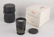 MIB Leica Summicron M 90mm f/2 E55 black Pre E55 Lens Made in Canada 90/2
