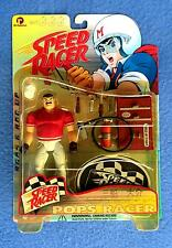 POPS RACER SPEED RACER SPEEDRACER RESAURUS SERIES 1 1999 6 INCH ACTION FIGURE