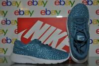 Nike Girls Tanjun Print GS Running Shoes 833668 402 NIB See Sizes