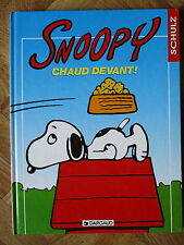 SNOOPY 20 CHAUD DEVANT ED DARGAUD EO BE (B42)