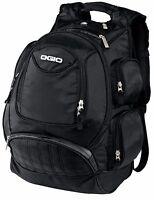 OGIO Metro Pack 711105 Back Pack, Laptop Sleeve, Black, Indigo, Petrol