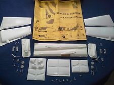 1/72 Gerald Elliott A.W. Whitley Iii, Iv Price Reduced Excellent Vac Kit!