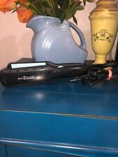 "Remington 2"" Wet 2 Straight Flat Iron Straightener Steam Vents Ceramic Titanium"