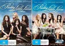 Pretty Little Liars Series : Season 1 & 2 : NEW DVD