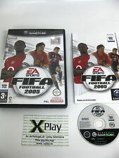GC Game Cube fifa 2005 Pal Spain full in very good condition