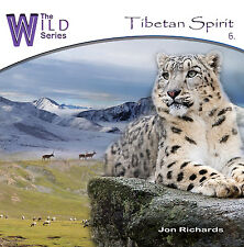 Tibetan Spirit - Jon Richards- New !