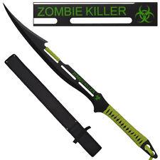 Apocalyptic Emergency Ninja Survival Zombie Killer Slicer Decapitator Sword