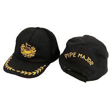 Pipe Major Baseball Cap