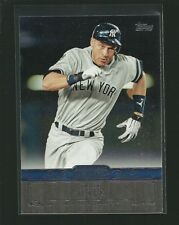 Derek Jeter 2013 Topps Update Postseason Heroes Insert Card # PH-8 Yankees