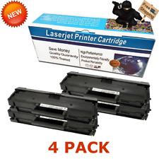 4PK MLT-D101S Black Toner For SAMSUNG ML-2164W SCX-3400F 3405W 3405FW SF-760P
