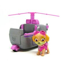 Paw Patrol Skye Action Figure and Helicopter Vehicle Spin Master