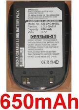 Batterie 650mAh type LGLI-GAEM Pour LG KG220 KG228 KG300