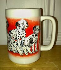 Otagiri Advantage Collection Dalmatian Dogs Coffee Mug Cup Kurt R Kress