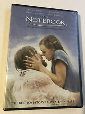 The Notebook DVD NEW! Romance PG13 124 Min Spec Feat Ryan Gosling Rachel McAdams