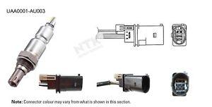 NGK NTK Oxygen Lambda Sensor UAA0001-AU003 fits Audi Q7 3.0 TFSI (4L) 245kw