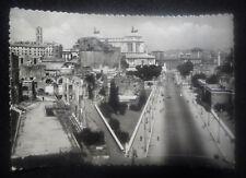 ROMA - PROSPETTIVA VIA E FORI IMPERIALI - 1953