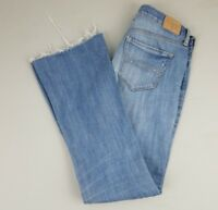 Women Abercrombie & Fitch Light Wash Skinny Jeans size 2R W27 L29