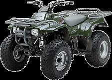 KAWASAKI KLF250 KLF300 KLF400 BAYOU WORKHORSE ATV WORKSHOP SERVICE REPAIR MANUAL