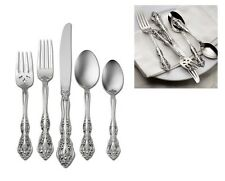 Oneida Michelangelo Service for 8 Quality 18/10 Stainless Flatware Set