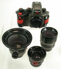 NIKON Nikonos RS grosses full set berühmte Fotografin famous photographer