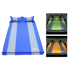 Car Travel Inflatable Mattress Vehicle Air Bed Camping SUV Back Seat Adjustable