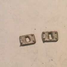 O GAUGE WAGON DRAW PLATES