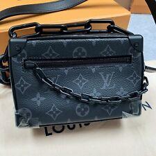 Louis Vuitton Mini Soft Trunk M44735 Monogram Eclipse
