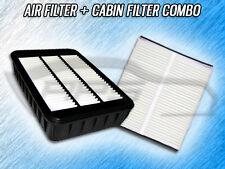 AIR FILTER CABIN FILTER COMBO FOR 2010 2011 2012 2013 MITSUBISHI OUTLANDER