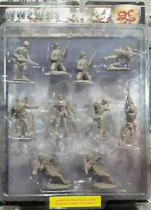 Conte Collectibles WWII GI's #9 Legends of the Silver Screen Plastic Toy Soldier