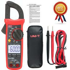 H● UNI-T UT202A+ Digital Clamp Meter ,NCV ,True RMS,Continuity Test