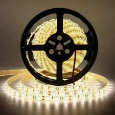 5M Warm White Waterproof LED Strip Light 5050 SMD 300 LEDs 3000K 12V Lights Kit