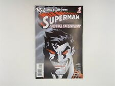 DC Comics Presents: Superman #1 DC Comics 2010 VF 100 Page Spectacular!