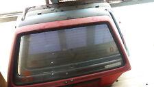 HECKKLAPPE VW RALLYE GOLF 2 GL GT GTI G60 16V US SYNCRO COUNTRY EDITION ONE BLUE
