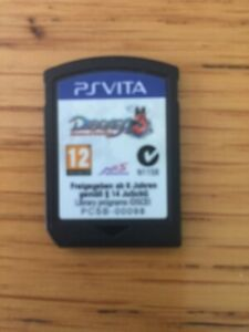 Disgaea 3 Absence of Detention PS Vita  game only