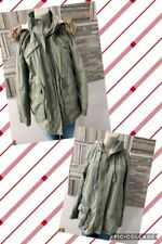 Lot of 2 Amazing Jackets American Eagle and Ambiance Army Green Size Large