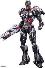 DC Comics Variant Play Arts Kai Cyborg Action Figure