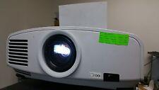 Mitsubishi XD1000u DLP Projector No Remote w/ ceiling mount