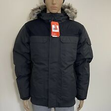 The North Face Men's Gotham III Jacket Down Coat Asphalt Grey Sz L XL $299