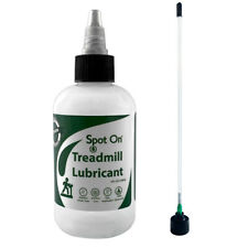 100% Silicone Oil Treadmill Belt Lubricant / Lube with Patented Applicator Tube