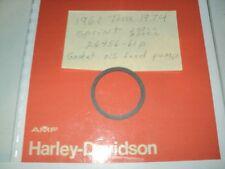 1973 HARLEY  AERMACCHI SPRINT350CC  GASKET OIL FEED PUMP #26456-61P AMF
